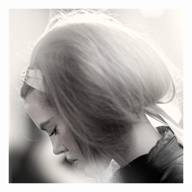fall show hair. @OscarPRGirl