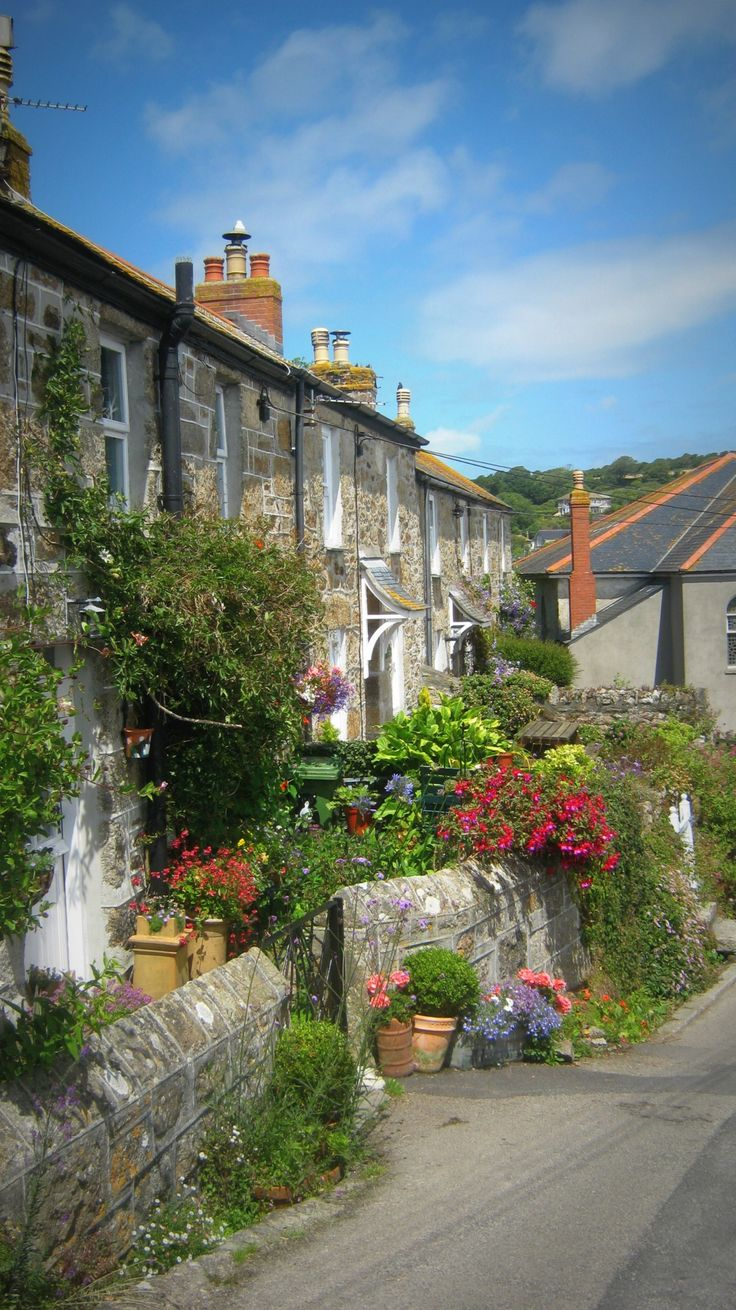— Mousehole, Cornwall | ♦cM less than an hours drive away from Bosinver Farm Cottages - beautiful place