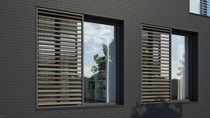 Meer dan 1000 idee n over buiten gordijnen op pinterest tuingordijnen veranda gordijnen en - Buitenverlichting gevelhuis ...