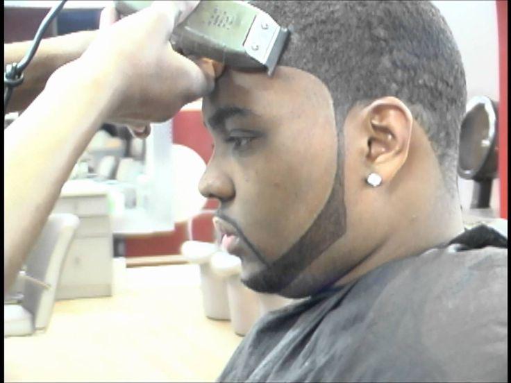 Fade Master, Taper Fade Haircut Tutorial, KSI Taper Fade Barber Techniqu...