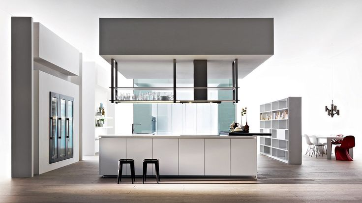 27 best cucine images on Pinterest | Contemporary unit kitchens ...