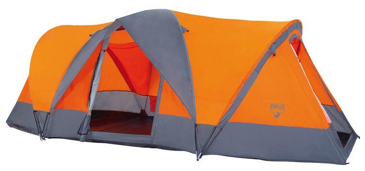 "Bestway 68003 Zelt ""Traverse X 4 Tent"" 480 x 210 x 165 cm   ZELTE   CAMPING   FREIZEIT   Kajak Kanu Elektromotor bei BeachandPool.de online kaufen"