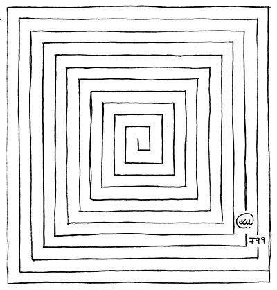 Katerina Pappou: pyramid | day799