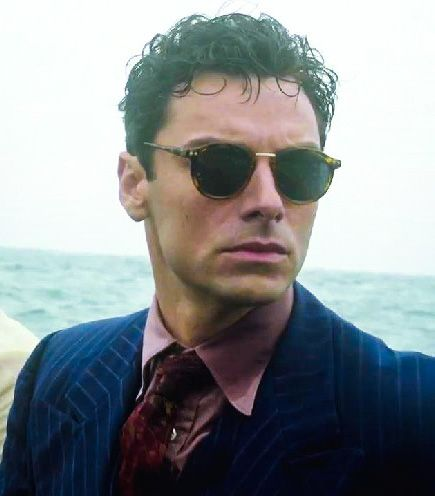 AIDAN TURNER as PHILIP LOMBARD in Agatha Christie's AND THEN THERE WERE NONE ***MY EDIT OF THIS IMAGE. PLEASE LINK BACK TO ME (Sarah-Vita) IF SHARED!!!***