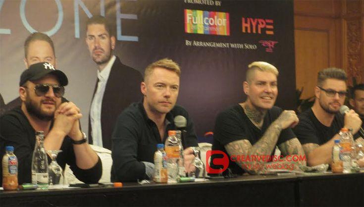 Interview With Boyzone: Ronan Keating Mengerti Kenapa Zayn Keluar Dari 1D