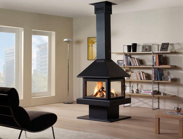 17 best ideas about chemin e foyer ferm on pinterest foyer ferm chemin e deux faces and insert. Black Bedroom Furniture Sets. Home Design Ideas