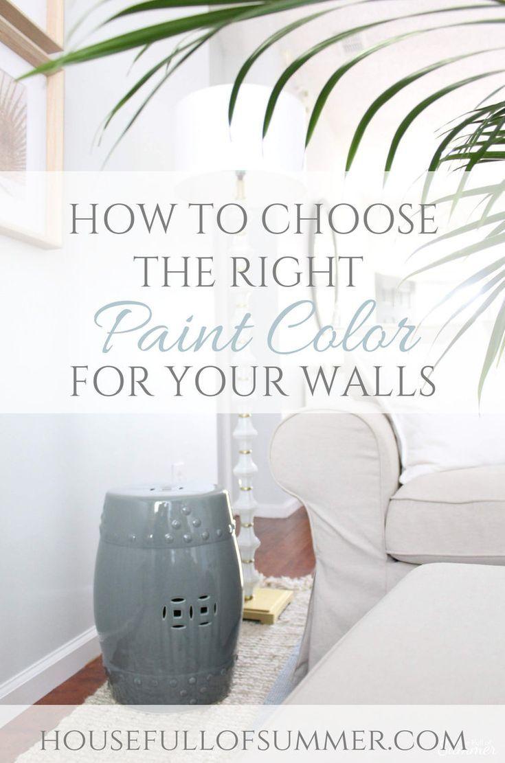 How I Chose My Calming Coastal Gray Wall Color Grey Wall Color