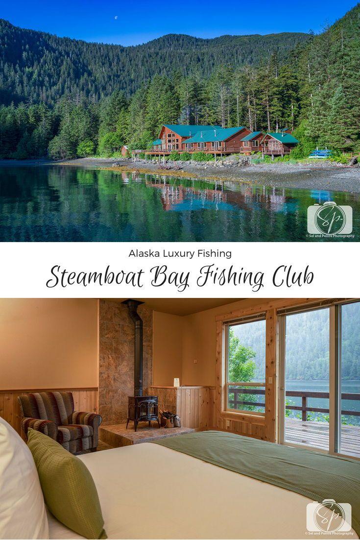 Alaska Luxury Fishing At Steamboat Bay Alaska Fishing United States Travel Destinations Alaska Travel