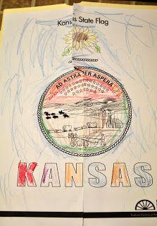 Kansas Day Lapbook for Kids
