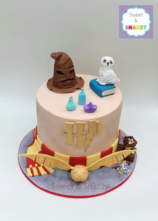 27 best Harry Potter Cake ideas images on Pinterest Harry potter