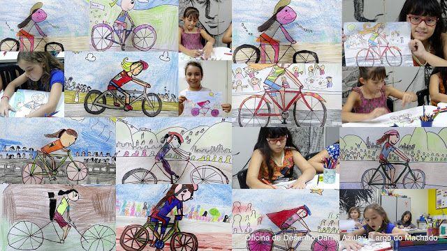Oficina de Desenho Daniel Azulay Largo do Machado - Cursos para Crianças, adolescentes e Adultos: Colônia de Férias janeiro 2016