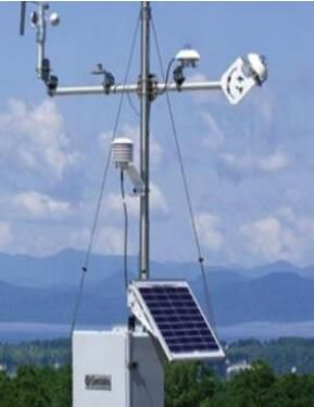 The Solar1000 meteorological station is a set of system about the solar energy test data acquisition. Its design conforms to  the application standard on solar cell monitoring  of  CAISO(California international standard organization). It is applied to resource evaluation and power monitoring. The Solar1000 retains the powerful and modular feature of CSI products. Almost every part of the system can be customized including sensor, communication, supporting system and power supply.