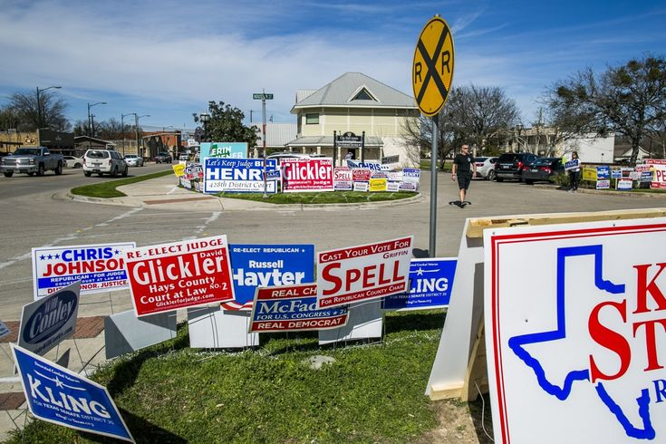 Texas primaries are an early test of Democratic voter enthusiasm