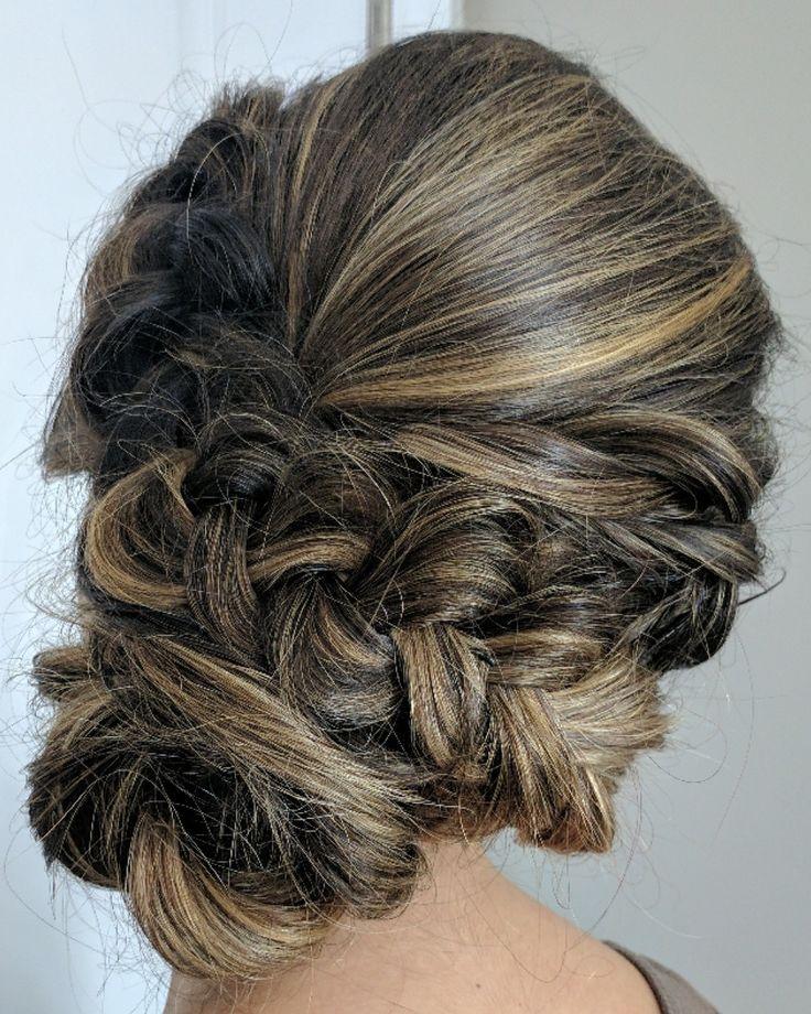 Toronto's Hair & Makeup Authority @damebeautytoronto  #damebeauty #wedding #hair