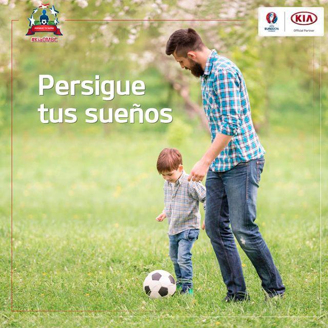 Persigue tus sueños de vivir la Eurocopa en Francia 2016. #KiaBaja #Eurocopa #Francia #Tijuana #Mexicali