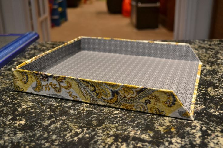 100 Things 2 Do: Cereal Box Turned In-Tray