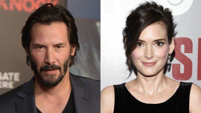 Keanu Reeves and Winona Ryder Reunite for Destination Wedding