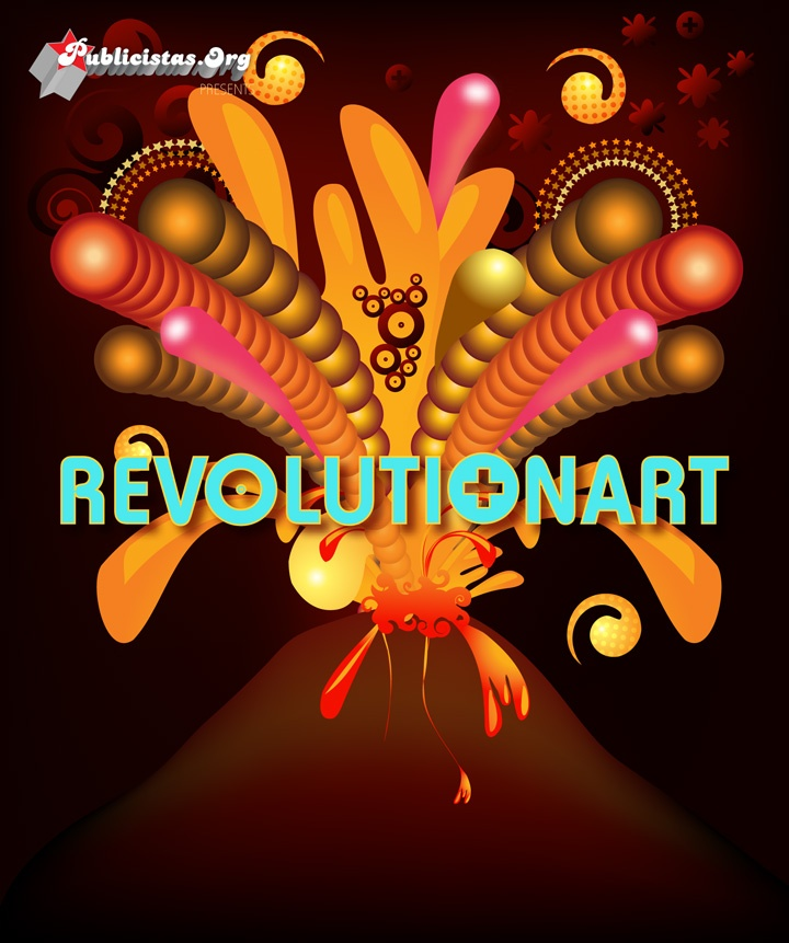 REVOLUTIONART International Magazine is a publication delivered in pdf format as a collective sample of the best of the graphic arts, modeling, music, and world tendences.   You can download all the magazines for free at www.revolutionartmagazine.com