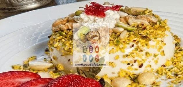 طريقة عمل ليالي لبنان بالبسكويت Food Cobb Salad Salad