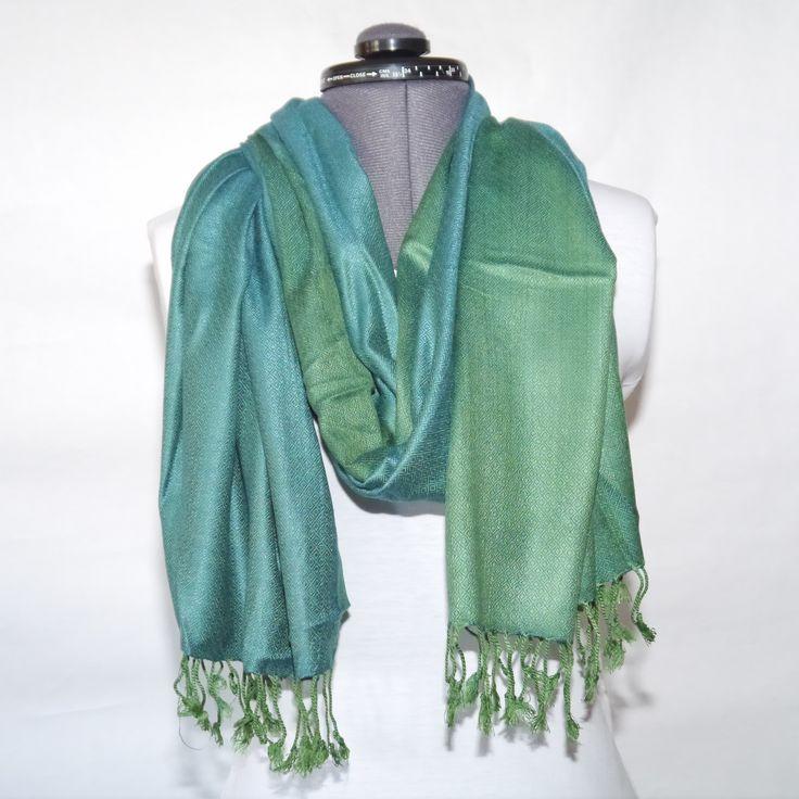 #decult #bomull #siden #sjal #scarf 219:- @ http://decult.se/store/products/sjal-bomullsiden-blagron