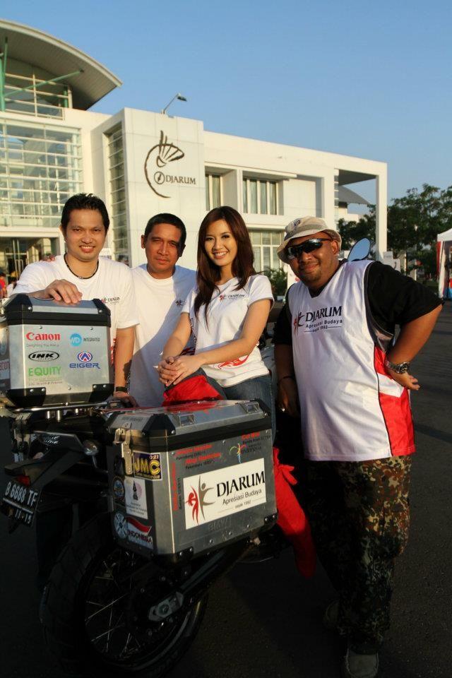 Kudus 02/07/2011 with Haryanto Arbi & Asti Ananta