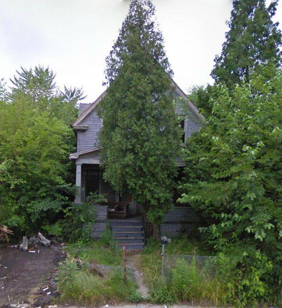 "Ghettomeadow: "" 3463 Garland Street, Detroit, MI """