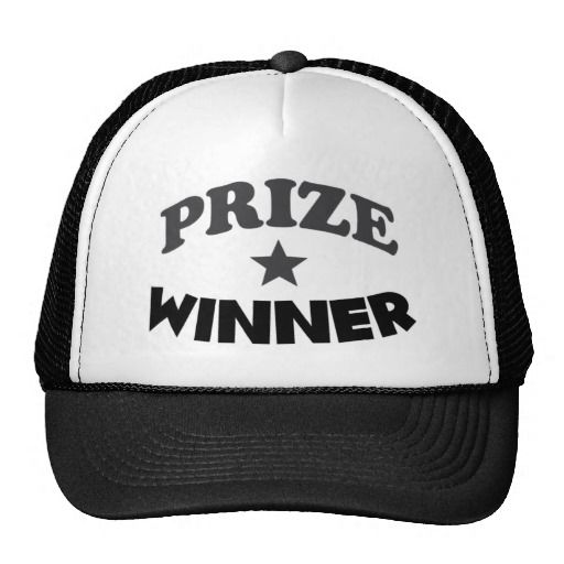 Prize Winner Trucker Hat