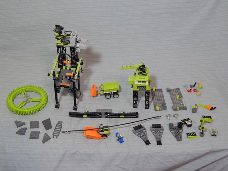 Lego Power Miners Underground Mining Station 8709 #LEGO