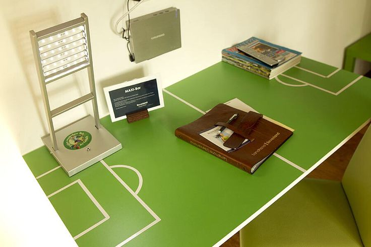 Voetbal bureau