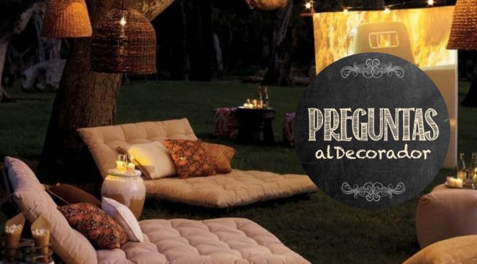 Ideas para renovar un patio trasero   El Blog del Decorador.cl