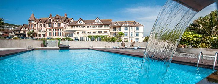 Woolacombe Bay Hotel on the North Devon Coast