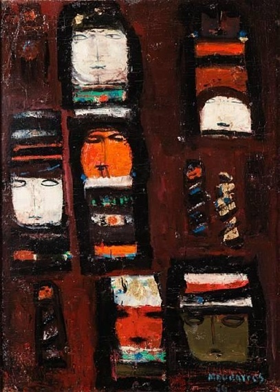 Abstract Family - Fateh Moudarres