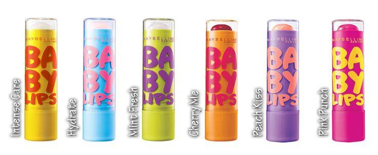 MAYBELLINE Baby Lips lip balm - Ενυδατικά Μπάλμ για τα Χείλη από την Maybelline με Δείκτη Προστασίας SPF 20 :: mycosmetics discount