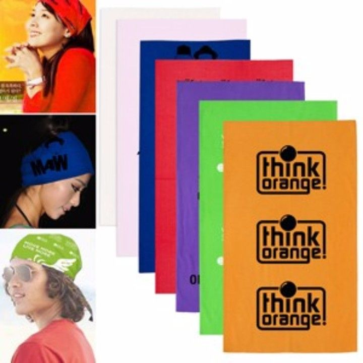 Your #brand sure to be seen when you promote with The Fandana! What's the Fandana? Made of  breathable lightweight polyester material. It has a tubular design which can be used as a #bandana #headband beanie skullcap scrunchie neck warmer armband wristband tube top rally #towel or belt. It's the perfect #outdoor promotion for #runners #walkers #hikers #cyclists & #fitness enthusiasts of all types. Also use it at sporting events parties outings camping team building exercises and other…
