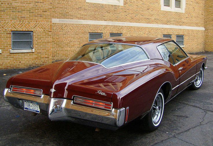 The 1971 Buick Riviera was a controversial and dramatic restyling of this two-door luxury car. This new generation aimed to stand out from the crowd.