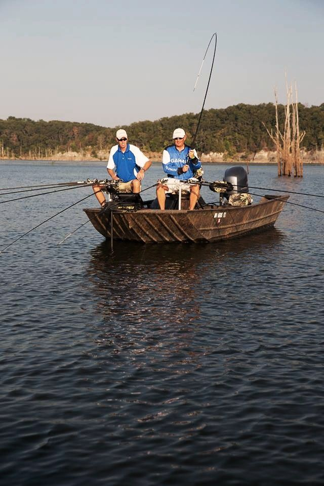 288 best images about fishing on pinterest for Crappie fishing boats