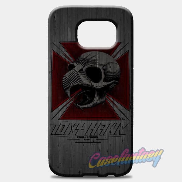 Tony Hawk Skateboard Skull Garden Logo Samsung Galaxy S8 Plus Case | casefantasy
