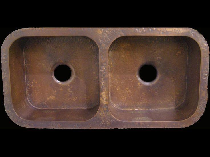 Gonna make me a copper sink