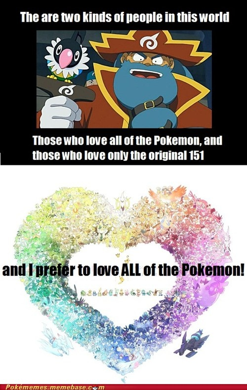 LOVE ALL THE POKEMON!!!! < I like the Pokemon up the the fourth generation. But Pokemon based on ice cream?
