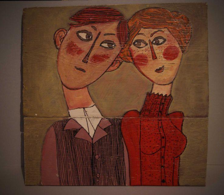 John and Etelka, my grandparents. They were like my my memory