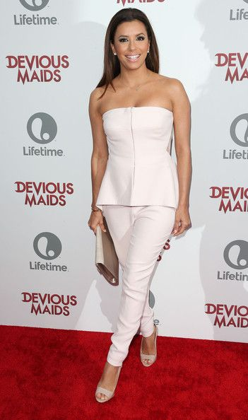 Eva Longoria Photos: Celebs at the 'Devious Maids' Premiere — Part 2