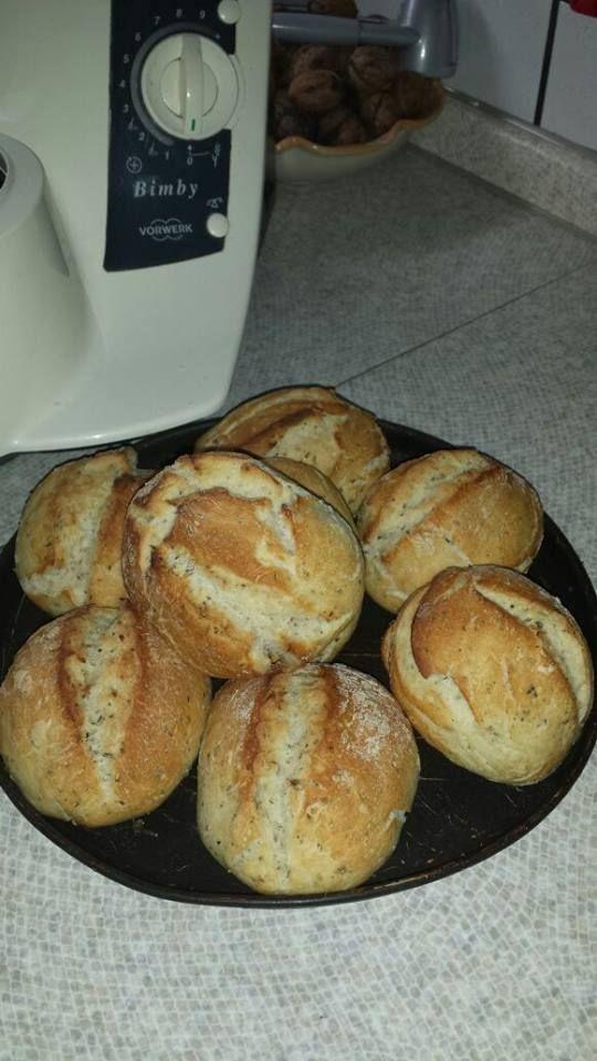 panini al rosmarino bimby