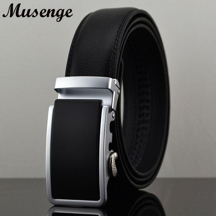 Designer Belts Luxury Belt Cinturones Hombre Kemerler Cinto Masculino Cow Leather Belt Solid Formal Erkek Kemer Automatic Buckle