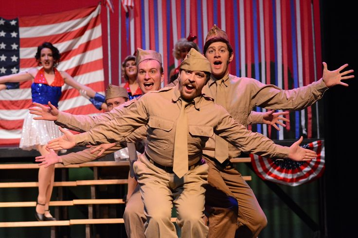 """Rent costumes and props for """"Big Fish"""" 