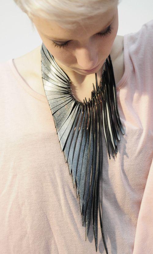 Emma Ware - wave neck2 - rubber