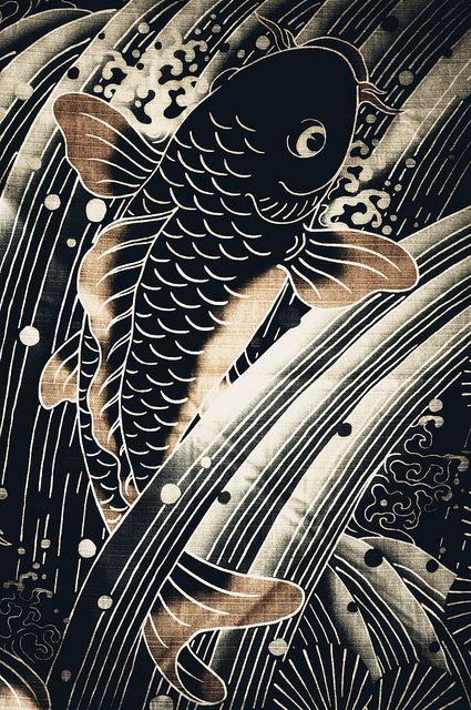 Arte giapponese, raffinatezza grafica... ****Japanese textile