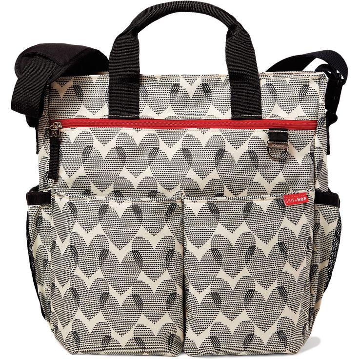 Ce sac à langer bénéficie d'une foule de nouvelles fonctionnalitées, pensées par les parents pour des parents.