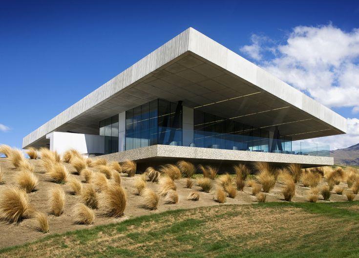 Michael Hill Clubhouse | Patterson Associates | Архитектура | Статьи | Архитектура, интерьер, дизайн в ежедневном формате. Theroom.ru