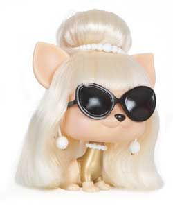 #VIP #Pets - Tiffany. Check out the VIP Pet Tiffany; the special addition pet. Tiffany is heiress to the great VIP Pets world empire of jewellery and accessories and has become the star designer. It's on @Hamleys - The Finest Toy Shop in the World top #toys for Christmas 2013