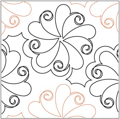 Longarm Quilting Stencils : 76 best free motion quilting images on Pinterest Free motion quilting, Longarm quilting and ...